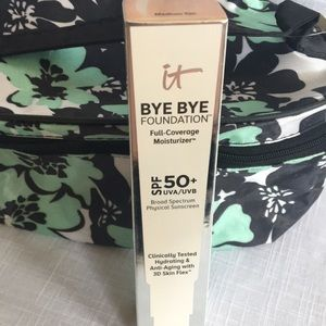 IT Bye Bye SPF 50 Full Coverage Foundation Med Tan